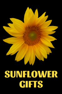 sunflower gifts for sunflower lovers