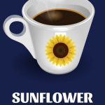sunflower coffee mugs