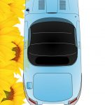 sunflower car accessories